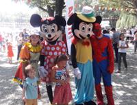 HEMA çalışanları 'Aile Günü' etkinliğinde bir araya geldi