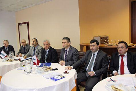 Hattat Enerji'de Toplu Sözleşme hazırlığı