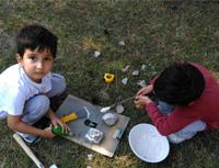 Lojman Çocukları Aktivitesi