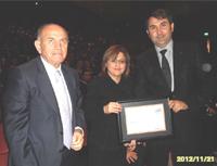 Hema Endüstri A.Ş.'ye KalDer'den Mükemmellikte Yetkinlik 5 Yıldız Ödülü