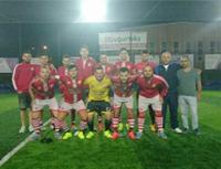ÇOSB Futbol Turnuvası Şampiyonu Hema Endüstri