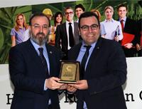 Hema Endüstri  İstihdama en fazla destek sağlayan şirket ödülünü aldı