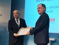 "TAYSAD'tan Bir Ödül Daha ""Patent İkinciliği"