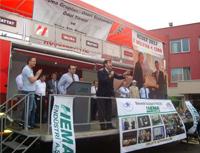 Hema Endüstri geleneksel çalışan ödül töreni 11 Haziran 2014 tarihinde gerçekleşti.