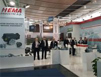 IAA Hannover Ticari ve Ağır Araçlar Fuarı